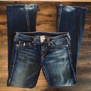 True Religion Joey Flared Jeans